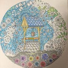 51 件のおすすめ画像ボードひみつの花園 Johanna Basford