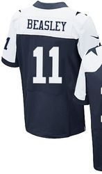 ELITE Dallas Cowboys Cole Beasley Jerseys