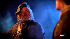 Sam Heughan's Favorite Outlander Moments- Jamie Head Butt