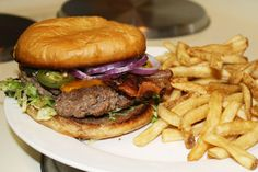 Maple & Motor's Big, Juicy Burgers Are Well Worth The Long Lines. #Dallas