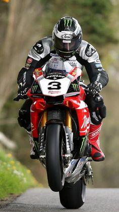Michael Dunlop 2015 Yamaha R1