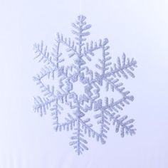 Medium Snowflake String Decoration