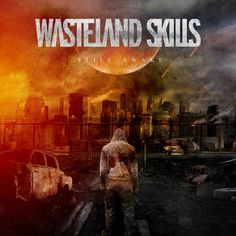 New album cover art for the swedish metal band Wasteland Skills! by M.dyox
