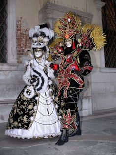 Carnival of Venice 2010 - Third day