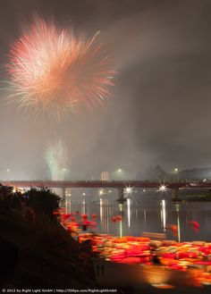 sendai tanabata fireworks 2015