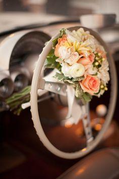 Intimate Wisconsin Cornfield Wedding via Ruffled #details