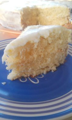 Splish Splash Blog Bash: Summer Dish ~ Lemonade Layer Cake - White Lights on Wednesday