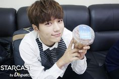 """160819 Starcast Update: That Summer Concert """"Sold out in 3 minutes, don't cry""""…"""