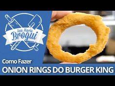 Ana Maria Brogui #45 - Como fazer Onion Rings do Burger King - YouTube