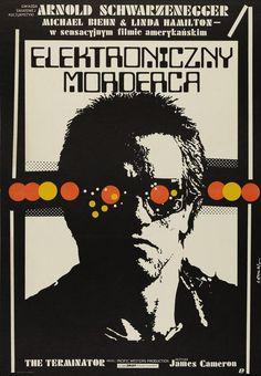 Terminator #movie #poster (1984)
