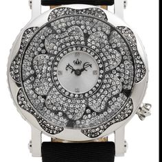 Juicy bling watch