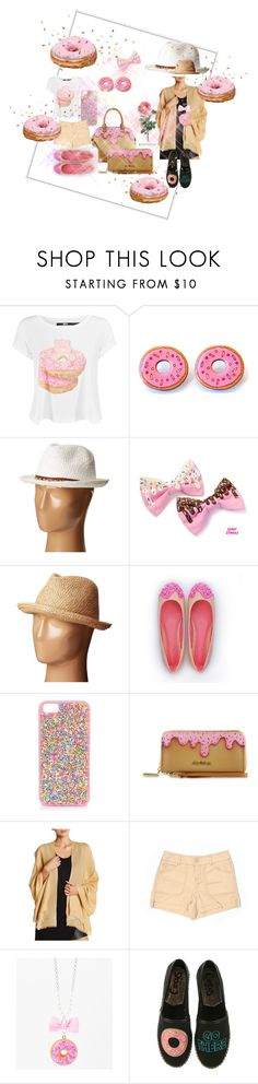"""""""sprinkles"""" by caroline-buster-brown ❤ liked on Polyvore featuring Iron Fist, Steve Madden, Topshop, Saachi, New York & Company, Circus by Sam Edelman, Kiyonna and sprinklesets"""