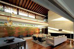 Casa Siete by Hernandez Silva Architects