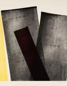 Hans HARTUNG AL, 1977 Lithographie sur papier Guarro Signée et numérotée au crayon par l'artiste Tirage: 100 exemplaires Dimensions de l'œuvre: 56 cm x 76 cm Format de l'image: 56 cm x 76 cm En parfait état