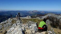 Ernio Mountain. Basque Country