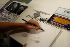 Drawing Tools - For the New Pencil Artist - Video Lessons of Drawing & Painting