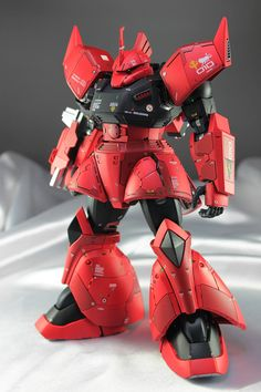模型・プラモデル投稿コミュニティ【MG-モデラーズギャラリー】ガンプラ|AFV|ジオラマ| - 紅い稲妻 Armored Core, Gundam Mobile Suit, Gunpla Custom, Alien Creatures, Mecha Anime, Robot Art, Robots, Mechanical Design, Gundam Model