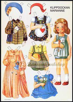 Vestir la muñeca