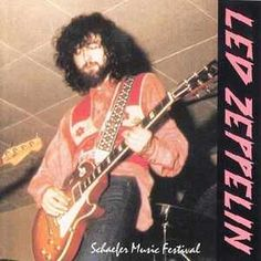 MAGE MUSIC: 1969 Jimmy Page/Led Zeppelin at Schaeffer Music Festival, Central Park NY
