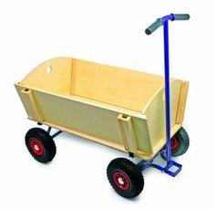 Chariot à tirer en bois enfants Legler: Amazon.fr: Jeux et Jouets
