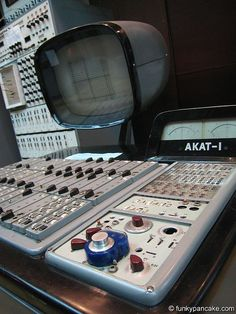 a proper antique computer AKAT-1
