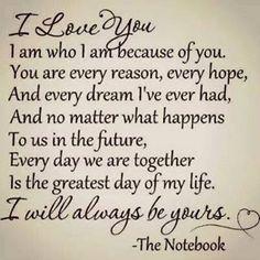 Love me some Nicholas Sparks