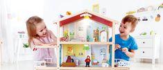 Hoci o domčekoch pre bábiky najčastejšie hovoríme ako o diebčenských hračkách, nie je dôvod na to, aby sa s nimi nemohli hrať i chlapci. Či už s dievčatami spoločne alebo aj samostatne. Hra s domčekom pre bábiky rozvíja rovnaké zručnosti u oboch pohlaví. Viac sa dočítate v článku na blogu. Toddler Bed, Retro, Home Decor, Child Bed, Decoration Home, Interior Design, Home Interior Design, Mid Century, Home Improvement