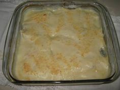 Olha só gente que delícia, vamos fazer? - Aprenda a preparar essa maravilhosa receita de Filé de peixe ao molho branco fácil