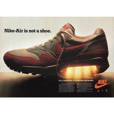 eee2c5946bdd Nike - Nike Air Is Not A Shoe Poster