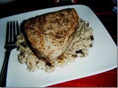 Black Pepper Crusted Yellowfin Tuna -  Recipes + Healthy Living