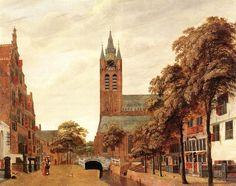 Jan van der Heyden 1637-1712