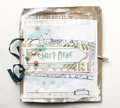 Start Here - spring mini by soapHOUSEmama at @studio_calico