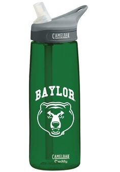 Baylor Bears Pine Camelbak Bottle http://www.rallyhouse.com/shop/baylor-bears-baylor-bears-pine-camelbak-bottle-1646832?utm_source=pinterest&utm_medium=social&utm_campaign=Pinterest-BaylorBears $22.99