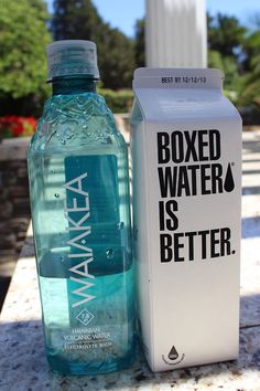 Does anyone know where I can get the boxed water? Cuz I've seen it everywhere on Pinterest