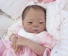 Reborn newborn baby Kameko by Tasha Edenholm. by Tinytoesreborns