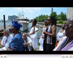 Ancestral Remembrance Day - The Philadelphia Middle Passage Ceremony and Port Marker Project  @PhiladelphiaMPC