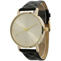 Olivia Pratt Women's 13029 Quilted Strap Watch - Overstock™ Shopping - Big Discounts on More Brands Women's Watches