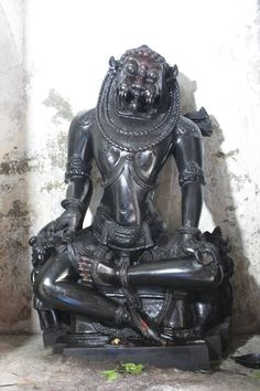 arjuna-vallabha:  Narsimha (नरसिंह मुर्ती) from Rajapur village, Dist. Hingoli