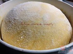 The perfect universal yeast dough for various sheet cakes, Berliners or b . Sweet Desserts, Sweet Recipes, Cake Recipes, Dessert Recipes, Hungarian Cake, Hungarian Recipes, Croissant Bread, Czech Recipes, Baking And Pastry