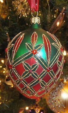 87 best Waterford Holiday Heirloom ornaments images on Pinterest in ...