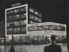 From Deco to Atom Anton, Vintage Art, Vintage Photos, Bata Shoes, Bratislava, Central Europe, Dom, Art And Architecture, Signage