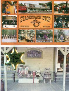 The Stagecoach Stop  ~Onstead, Michigan (near the Irish Hills)