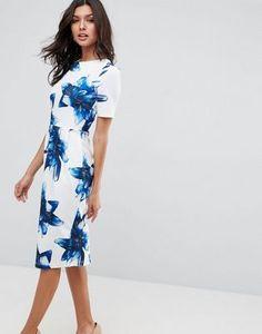 1a26e6530 Perfect dress for buisness to bar. Christening to christmas Asos Wiggle  Dress