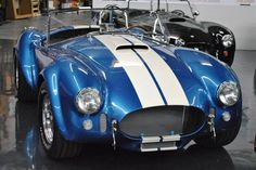 1965 original color guardsman blue cobra
