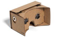 Google Cardboard, gafas de realidad virtual para todos