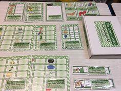 The Green Series - Language Kit - (17) Montessori Materials for Primary Language