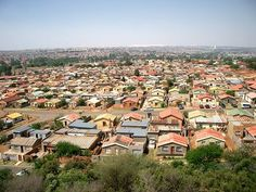 See for yourself how South Africa's people live in the townships, the home of most black people in South Africa and taste their day-to-day life.