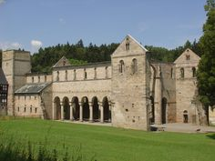 Paulinzella (Thüringen) - Monastery ruines / Klosterruine / Ruines du monastère