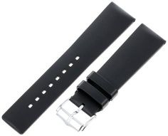 Hirsch 405388-50-22 22 -mm  Caoutchouc Watch Strap >>> You can get more details by clicking on the image.