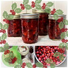 Cranberry Apple Chutney